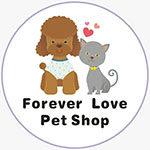 logo-vender-forever-love-pet-shop